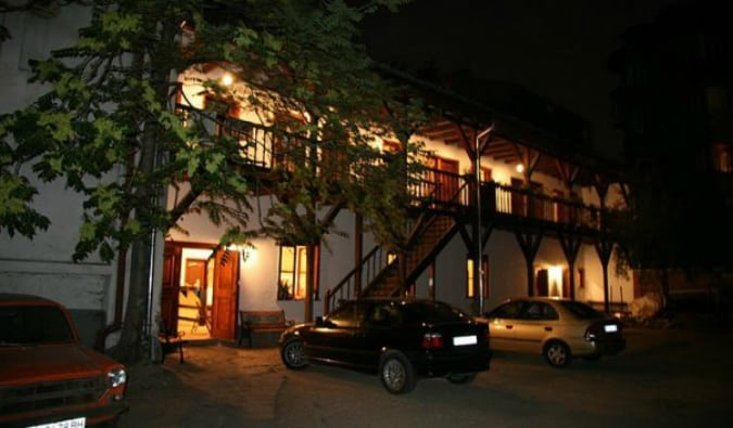 the hostel mostel in bulgaria