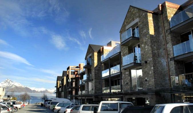 nomad's hostel in queenstown new zealand
