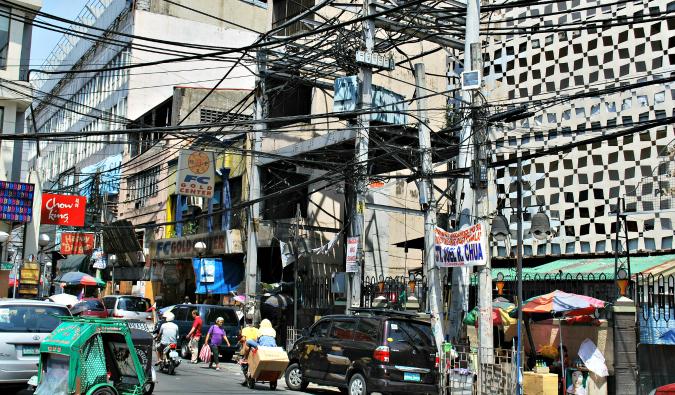 busy Manila