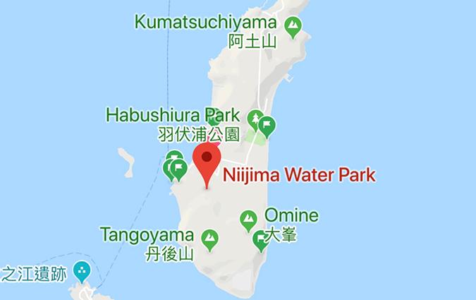 Using Google Maps to plan trips