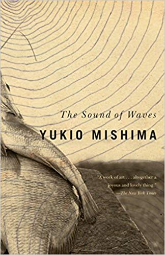 The Sounds of Waves, by Yukio Mishima