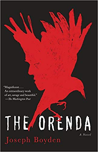 The Orenda, by Joseph Boyden