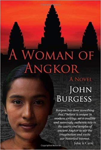 A Woman of Angkor, by John Burgess