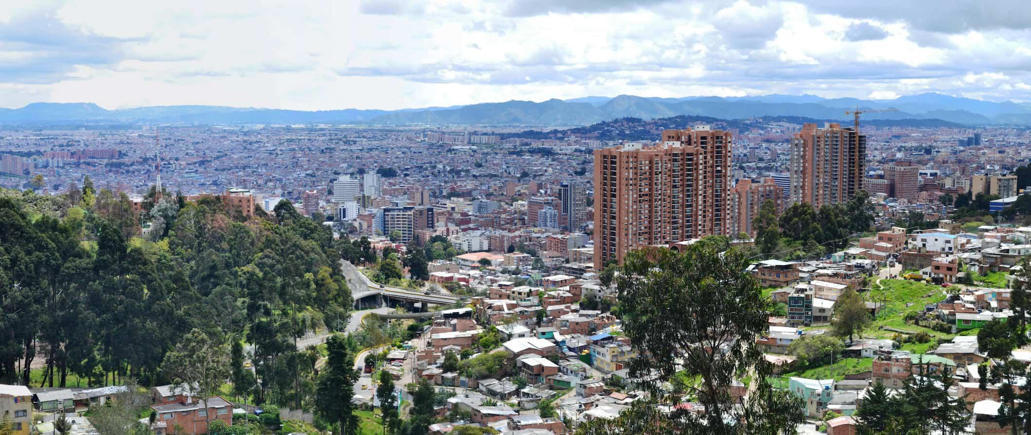 Expat dating Bogota