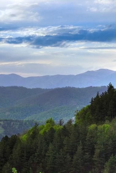 Dilijan national park in Armenia and Nagorno-Karabakh. Image by H-dayan