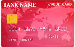 wells fargo credit card lookalike image