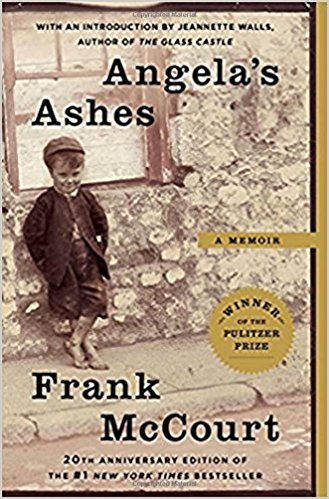 Angela's Ashes: A Memoir, by Frank McCourt