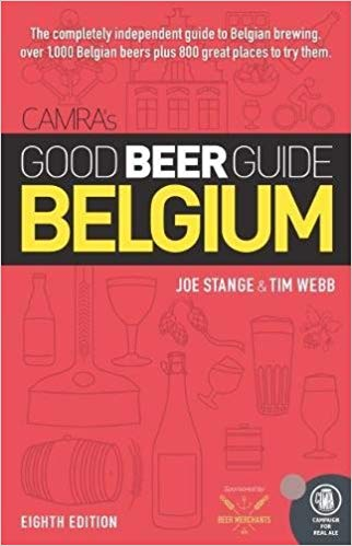 Camra's Good Beer Guide Belgium, by Joe Stange & Tim Webb