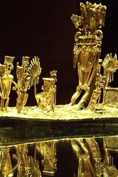 Museo de Oro (Gold Museum) in Bogotá