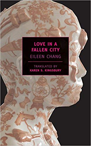 Love in a Fallen City book cover