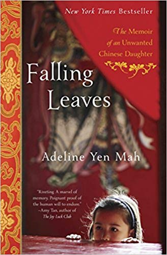 Falling Leaves: The Memoir of an Unwanted Chinese Daughter  book cover
