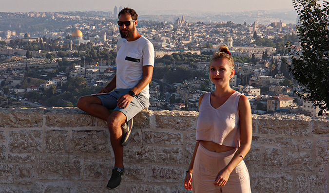 Generation Nomads in Jerusalem