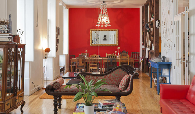 Living Lounge Hostel, Lisbon