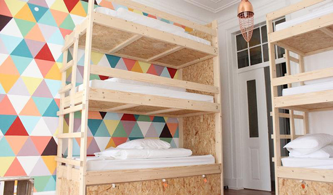 Lookout! Lisbon Hostel