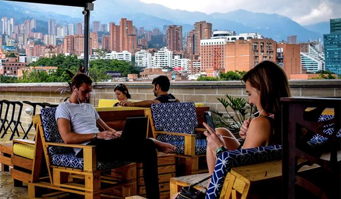 Los Patios, Medellin