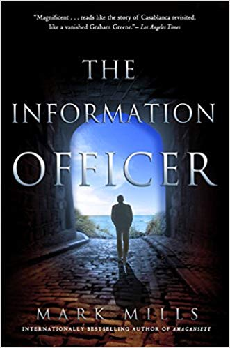 The Information Officer book cover