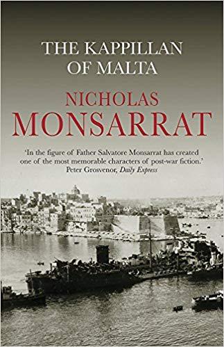 The Kappillan of Malta book cover
