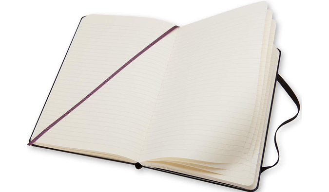 moleskine travel notebook