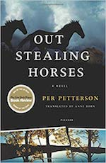 Out Stealing Horses book cover