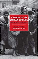 A Memoir of the Warsaw Uprising book cover