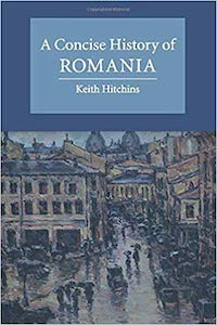 A Concise History of Romania book cover