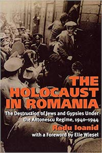 The Holocaust in Romania book cover