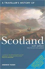 A Travellers History of Scotland book cover