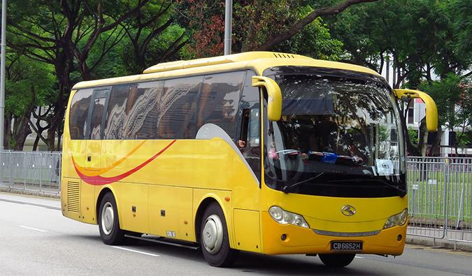 seasia_bus ▷ Cómo moverse por el sudeste asiático en el barato