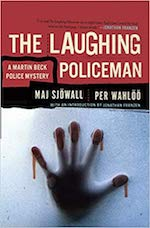 Laughing Policeman book cover