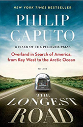 The Longest Road by Philip Caputo book cover