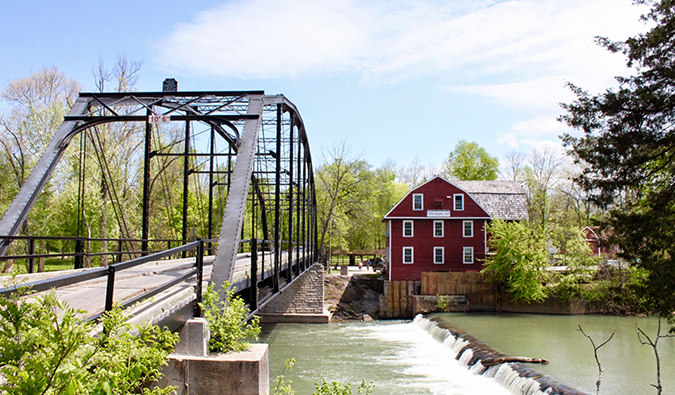 War Eagle Mill in Northwest Arkansas