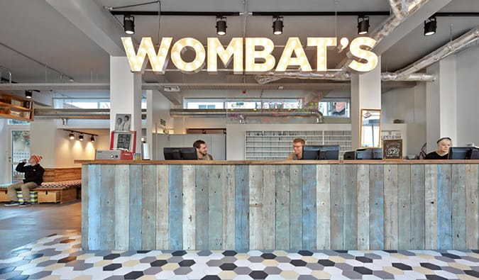 Wombats City Hostel, London