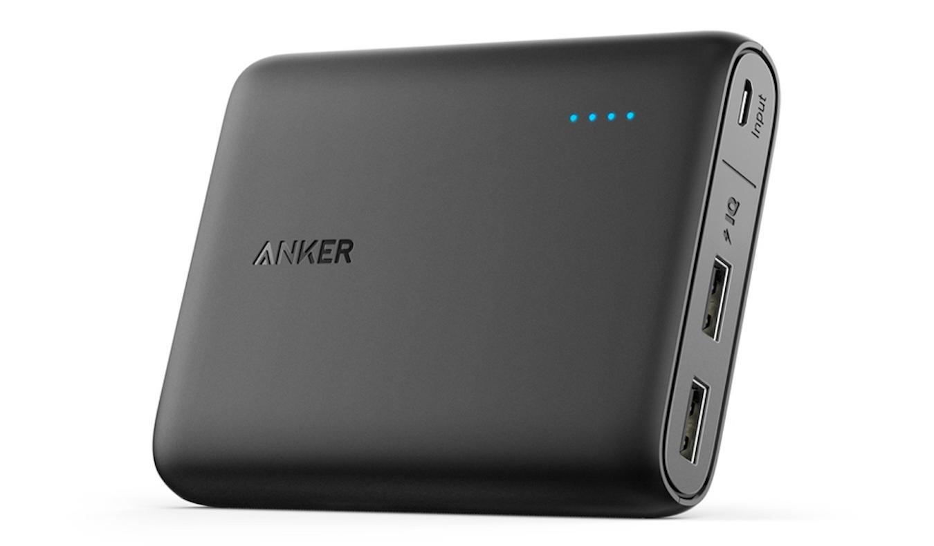 Anker PowerCore external battery