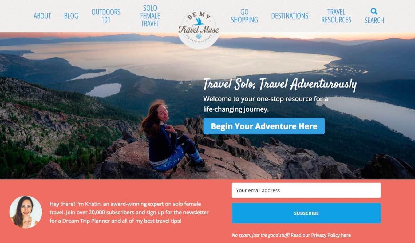 be my travel muse blog screenshot