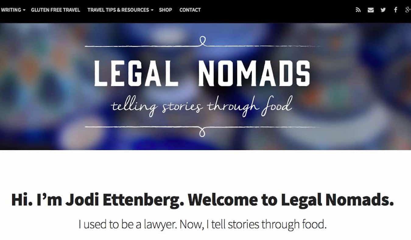 legal nomads blog screenshot