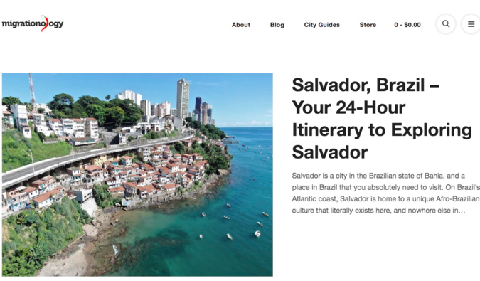 the migrationology blog screenshot