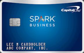 the Capital One Spark card