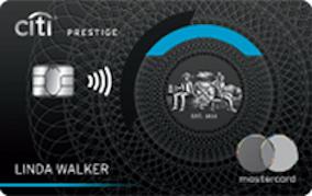 the citi prestige travel credit card