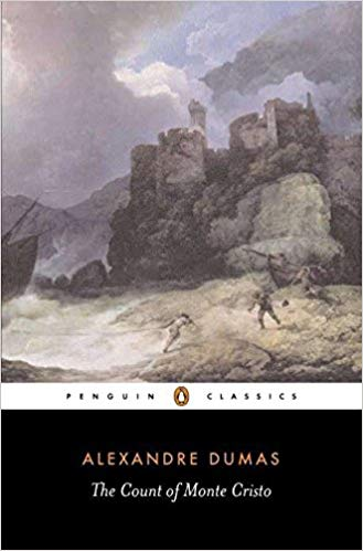 The Count of Monte Cristo by Alexandre Dumas