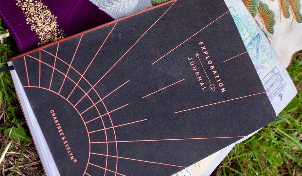 The Exploration Journal from Crabtree & Evelyn