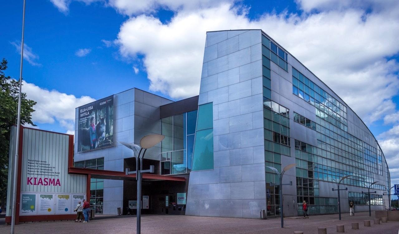 Экстерьер музея Kiasma в Хельсинки, Финляндия достопримечательности Хельсинки 18 лучших достопримечательностей Хельсинки helsinkithings6