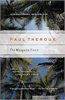 The Mosquito Coast by Paul Theroux book cover