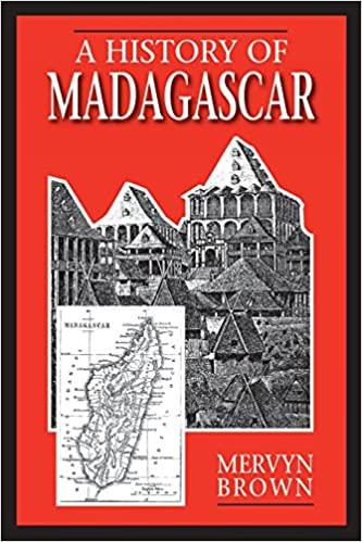 A History of Madagascar book cover