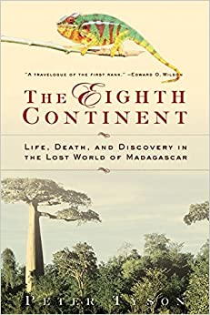 The Eighth Continent book cover