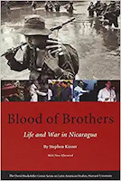 Blood of Brothers book cover