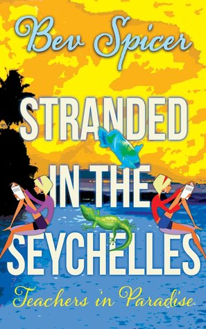 Stranded in Seychelles book cover