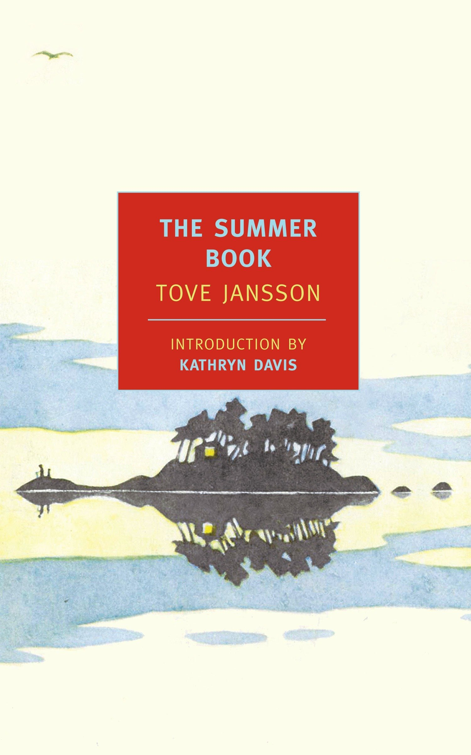 The Summer Book, by Tove Jansson