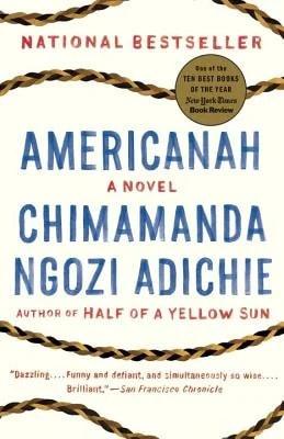 Americanah book cover