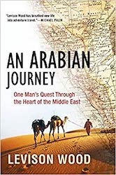 Arabian Journey by Levison Wood book cover