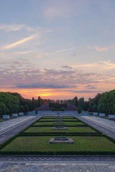 Treptower Park in Berlin, Germany